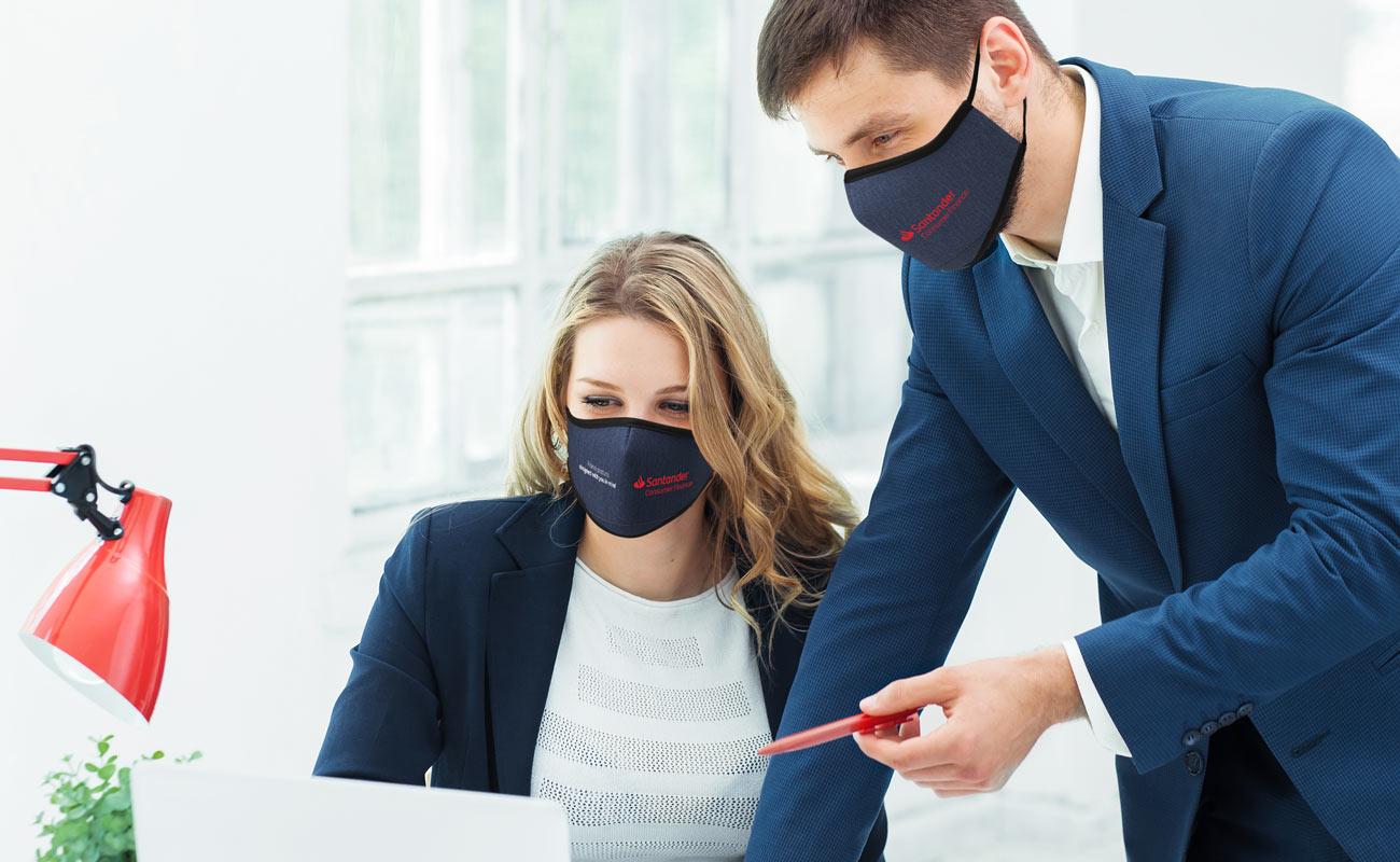 Denim - Maski na twarz z logo