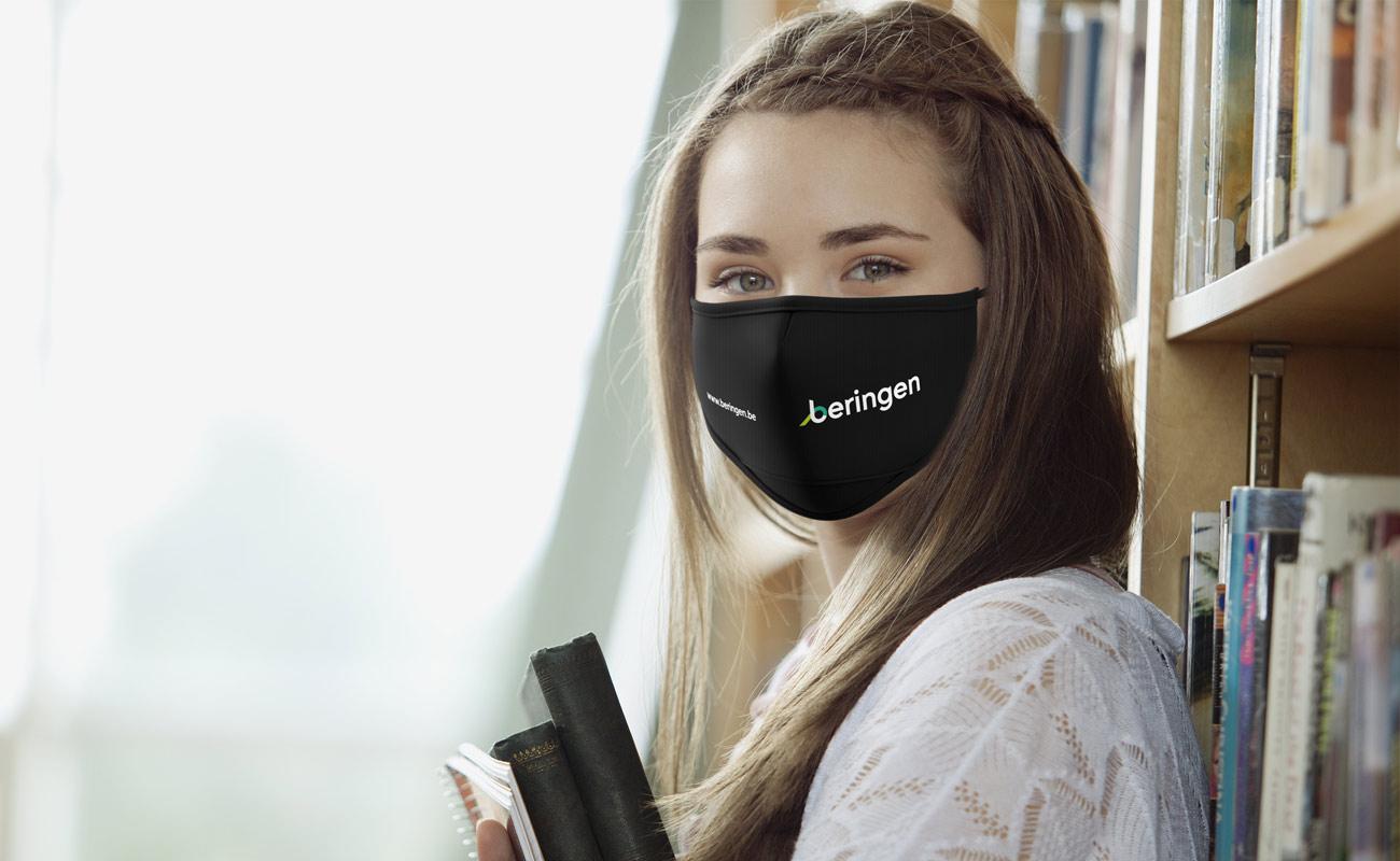 Junior - Spersonalizowane maski na twarz