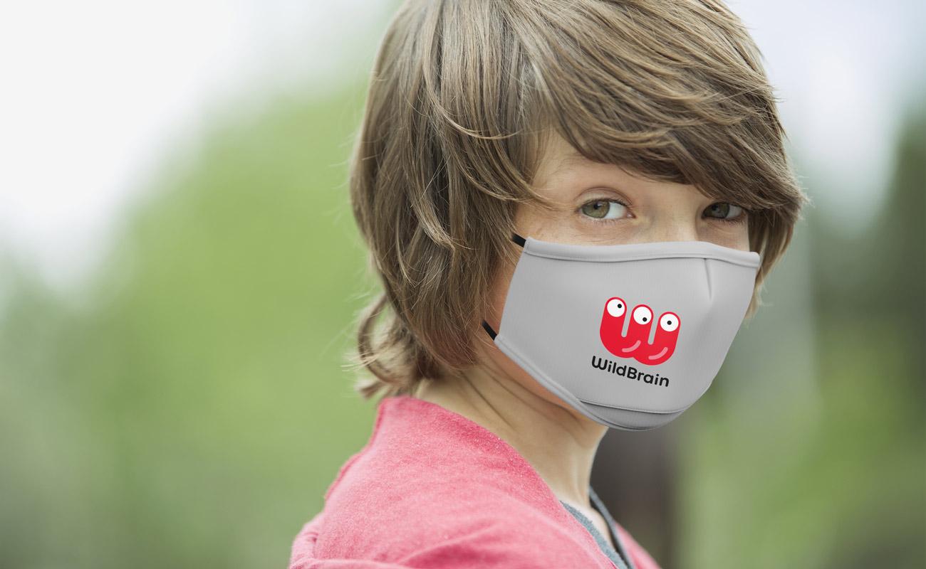 Junior - Spersonalizowanemaski ochronne
