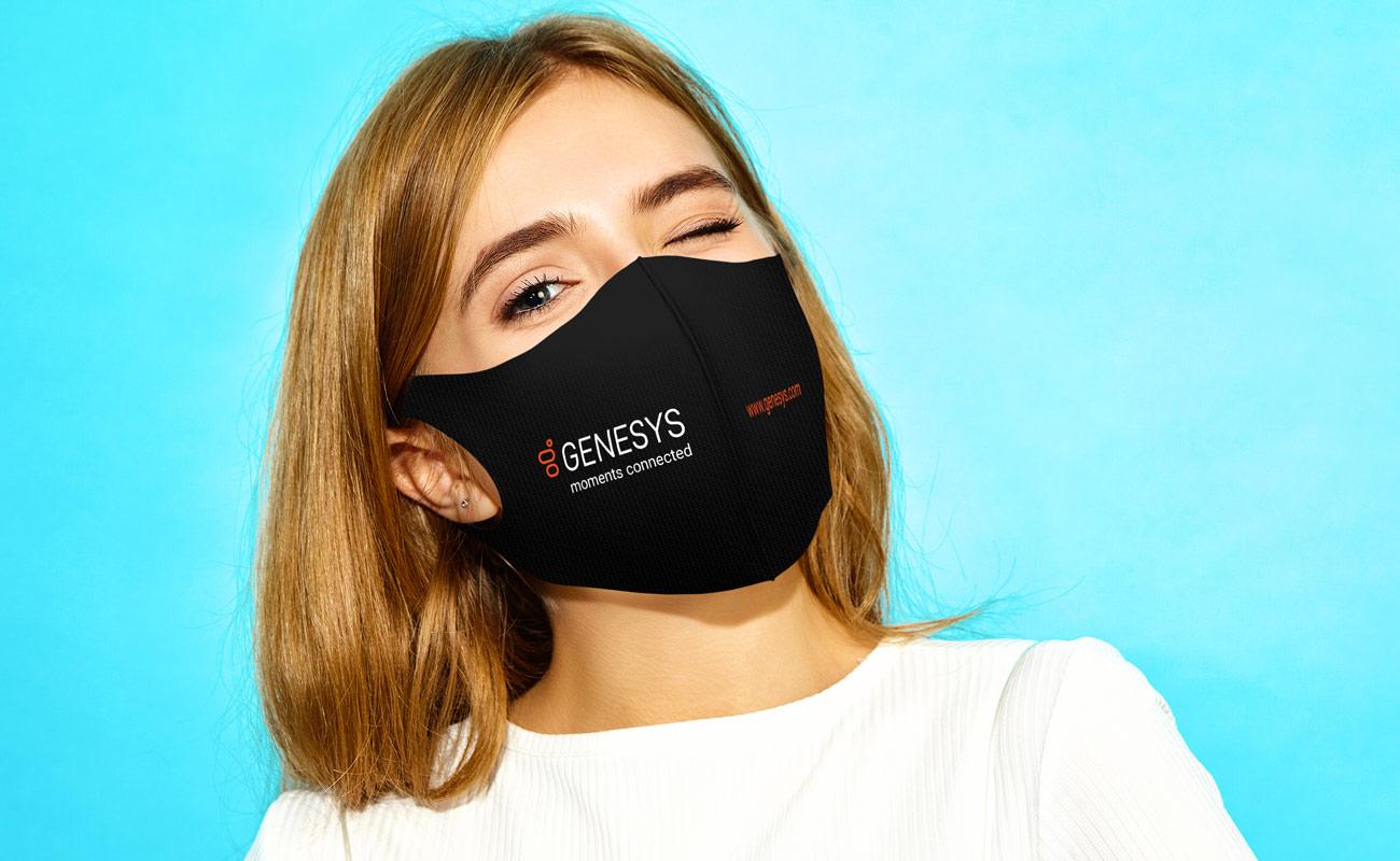 Neo - Znakowane maski ochronne na twarz