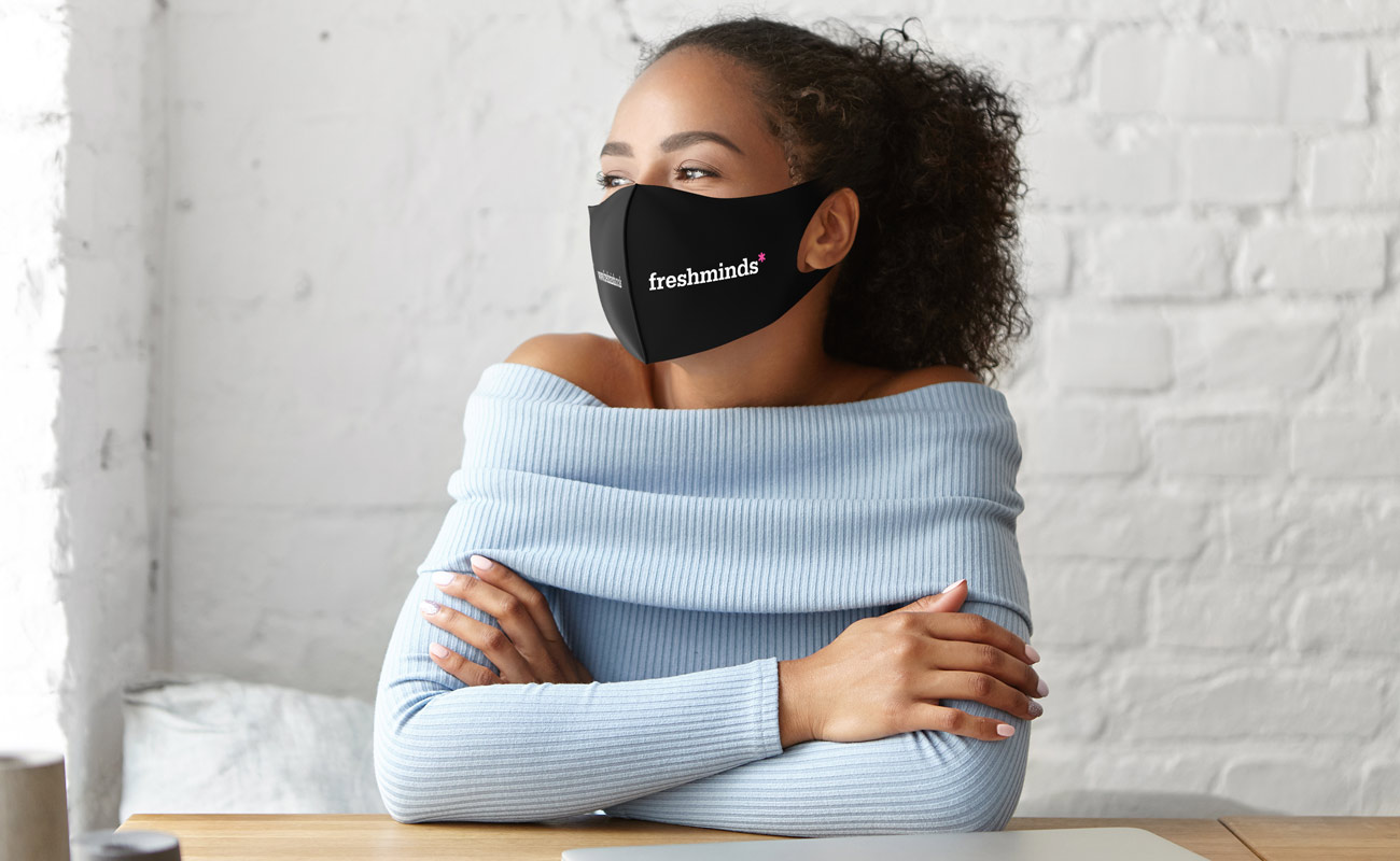 Neo - Spersonalizowane maski na twarz do wielokrotnego użytku