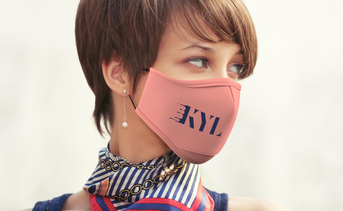 Sky - Spersonalizowane maski na twarz