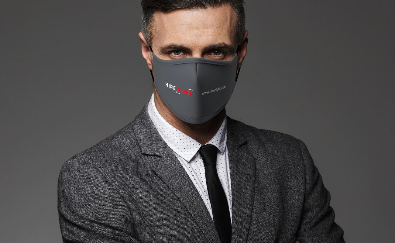 Sky Xtra - Znakowane maski na twarz do wielokrotnego użytku