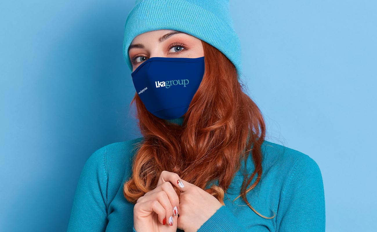 Sky Xtra - Spersonalizowane maski na twarz