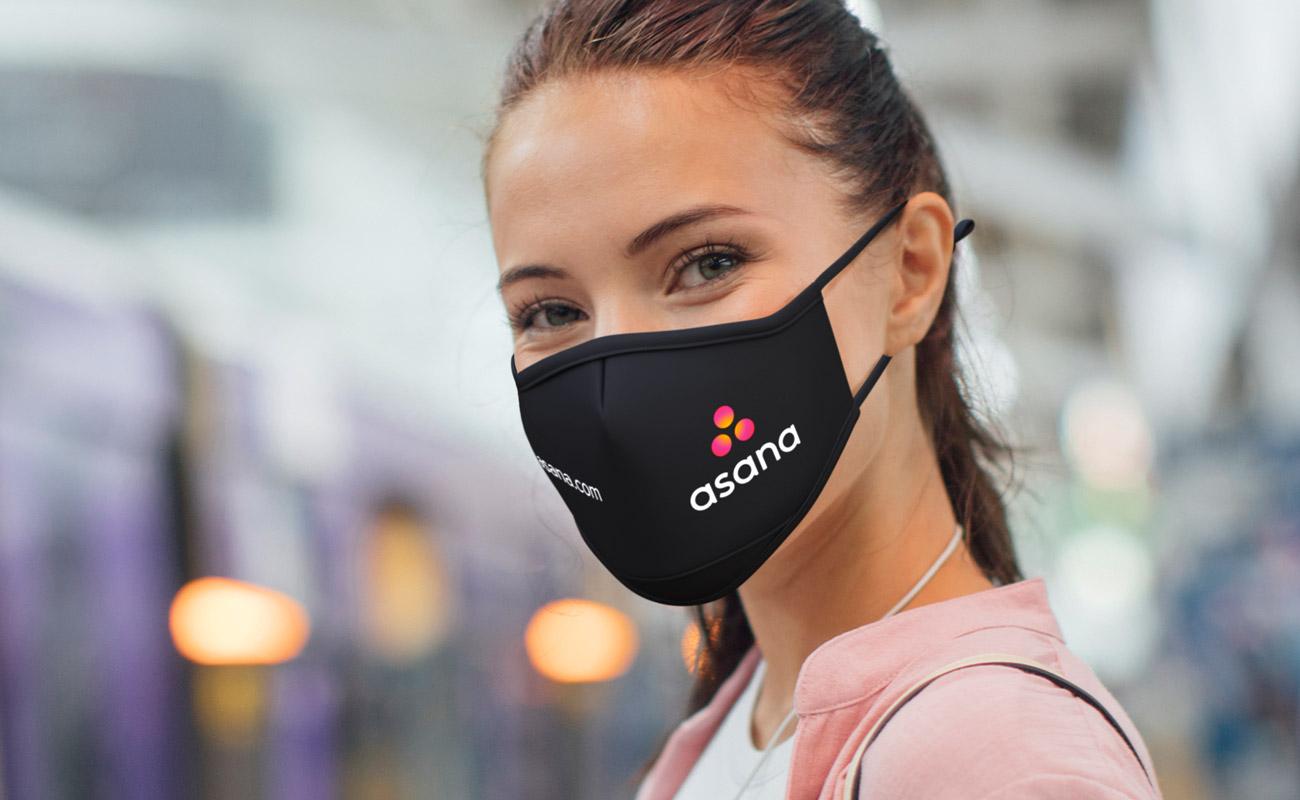 Sky iON - Znakowane maski ochronne na twarz