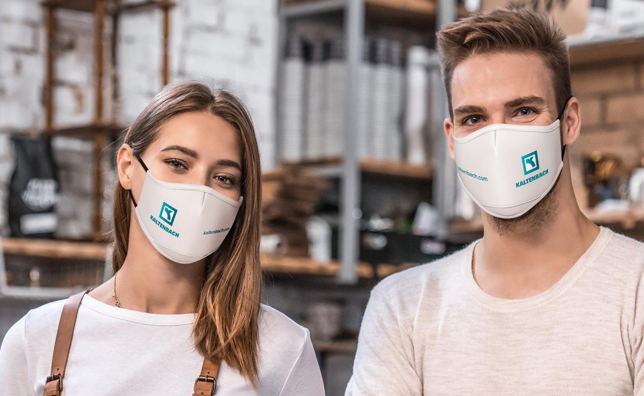 Sky iON - Firmowe maski na twarz