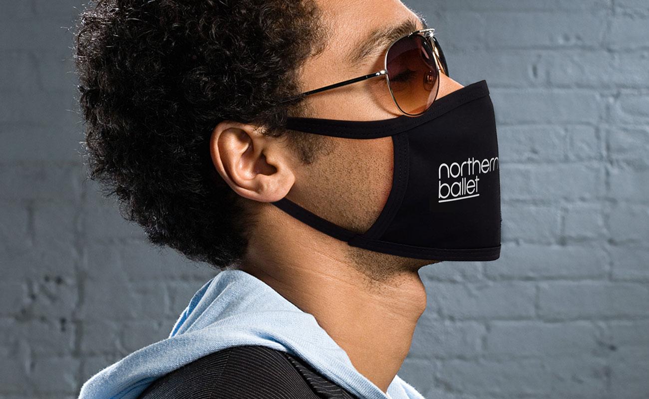 Ultra - Znakowane maski ochronne na twarz
