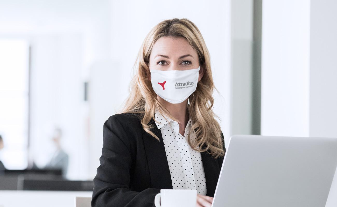 Ultra - Spersonalizowane maski na twarz do wielokrotnego użytku